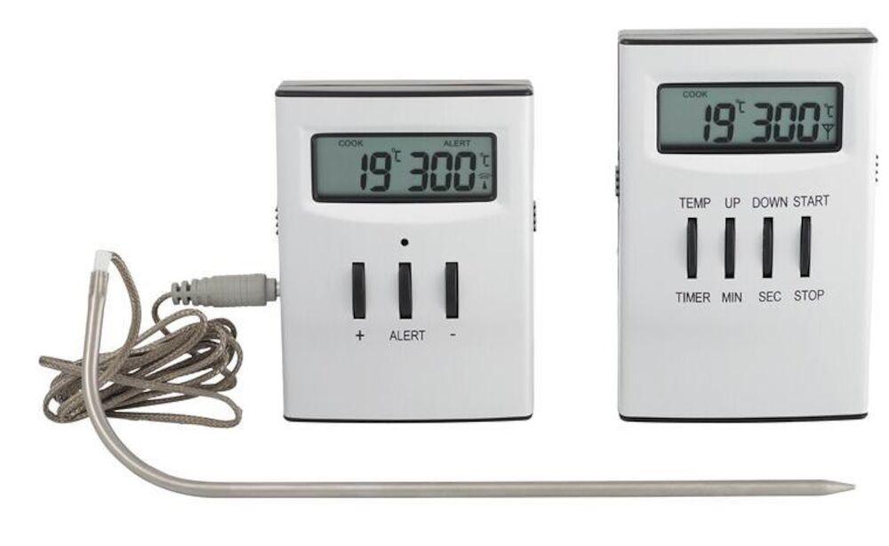 Stektermometer trådlös digital, 50 +300°C | Köp termometrar