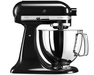 KitchenAid Artisan svart
