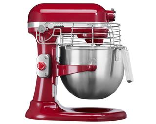 KitchenAid professional, 6,9L skål, röd