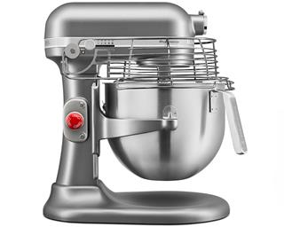 KitchenAid professional, 6,9L skål, grå