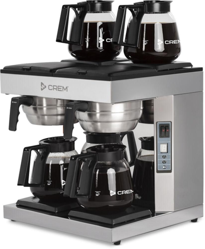 Kaffebryggare DA4 automat 4x1,8 L | Köp kaffemaskiner hos
