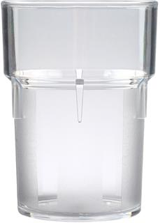 Glas glas PC 28cl Ø72mm h99mm