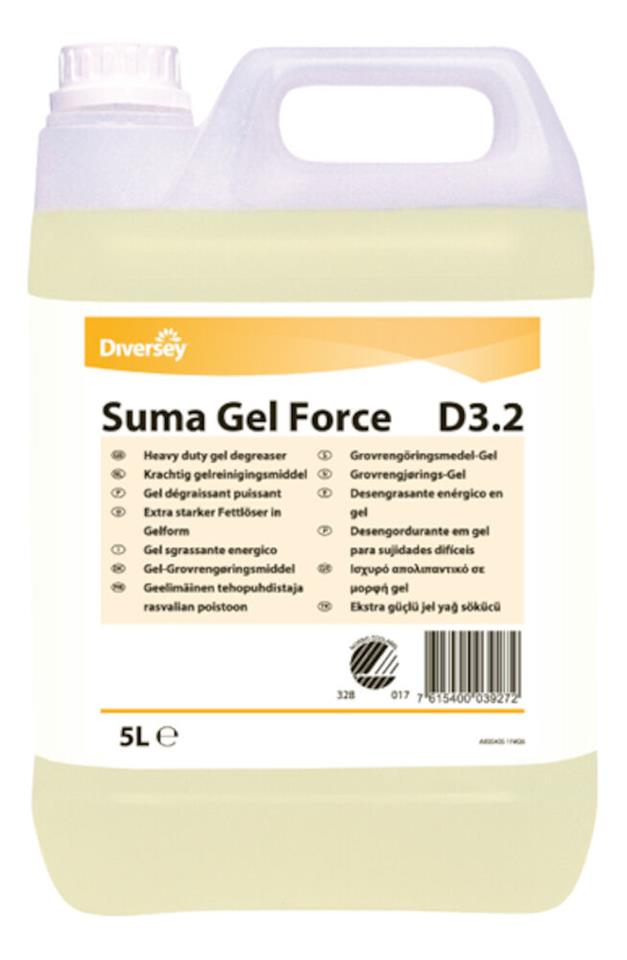 Grovreng Gel Force D3.2