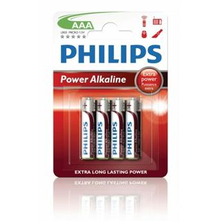 Batteri AAA Extra long lasting   Power alkaline