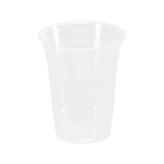 Plastglas 53cl Ø98/64x120mm PET, klart