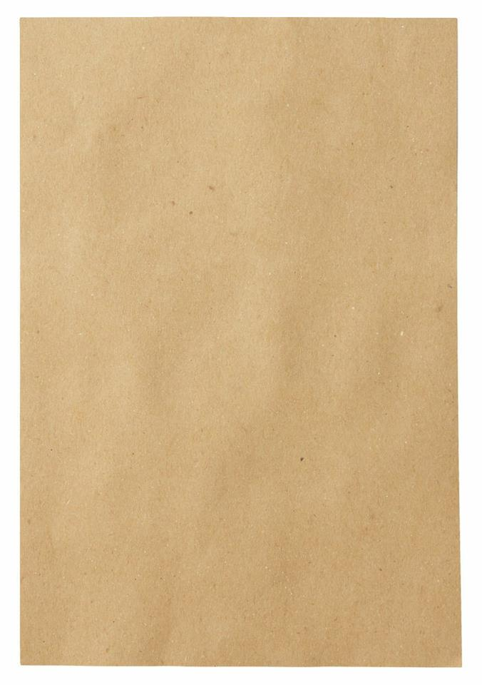 Tablett i laminerat papper neutral 20x30 cm