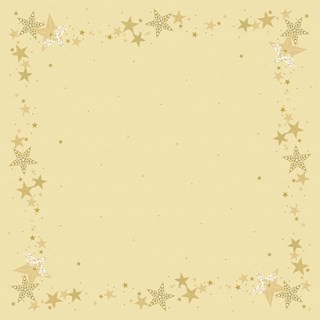 Snibbduk D/S+ Walk of Fame Cream 84x84cm
