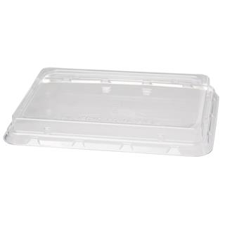 Lock rPET 239x165x25mm transparent ecoecho till Form Bagasse 850ml 1200 ml 604881, 605348-49, 605438