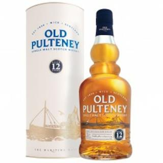 Old Pulteney 12 years Single Malt Whisky