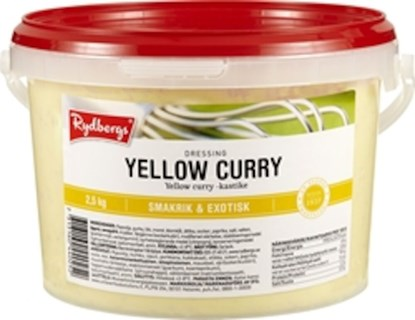 Yellow Curry dressing