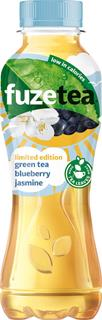 Iste Blueberry Jasmine Green Tea PET