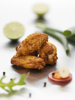 Chicky Texas Wings grillade