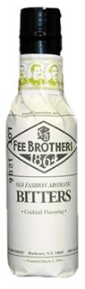 Fee Brothers Bitters Old Fashion