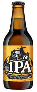Brutal Brewing Ship Full IPA