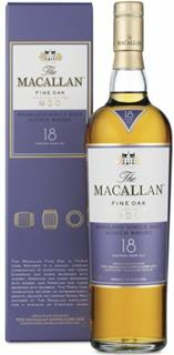 MACALLAN Tripple Cask 18