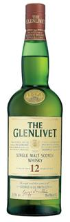 The Glenlivet 12 years 12 x 5 cl