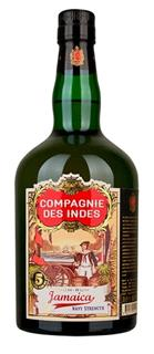 Compagnies Des Indes Jamaica 5y Navy Strength