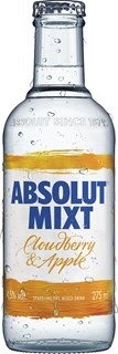 Absolut Mixt Cloudberry Apple 27,5 cl