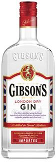 Gibson´s London Dry Gin