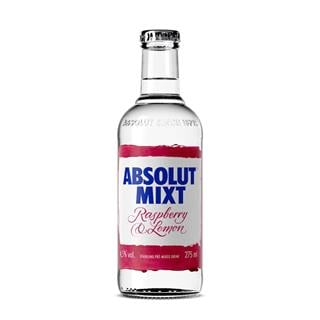 Absolut Mixt Raspberry & Lemon 4,5% 27,5 cl