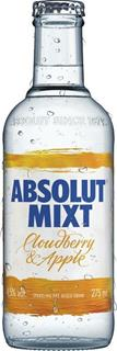 Absolut Mixt Cloudberry Apple