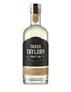Tareq Taylor craft gin
