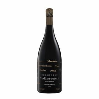 Champagne Vollereaux Grand Reserve Magnum