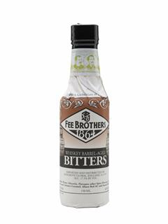 Fee Brothers Bitters Whiskey Barrel-Aged Aromatic