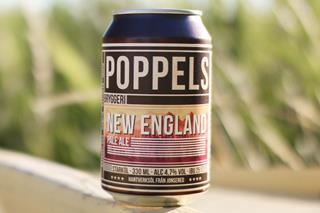 Poppels New England Pale Ale BRK