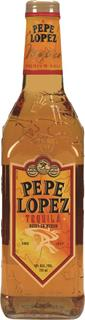 Pepe Lopez Tequila Gold 70 Cl