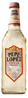 Pepe Lopez Tequila Silver 40% 70Cl