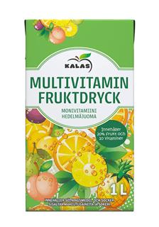 Multivitamindryck BRIK