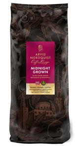 Kaffe extra mörkrost Midnight Grown UTZ