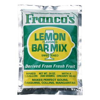 Francos Lemon Sweet & Sour