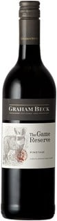 Graham Beck The Game reserve Pinotage