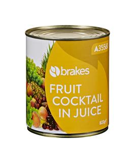 Fruktcocktail i juice