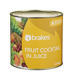 Fruktcocktail juice
