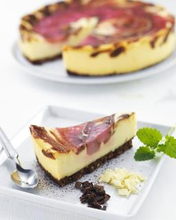 Cheesecake turkish delight