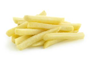 Pommes Frites Coated 9 mm