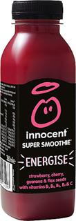 Super smoothie energise