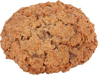 Oat´ n butter chocolate cookie